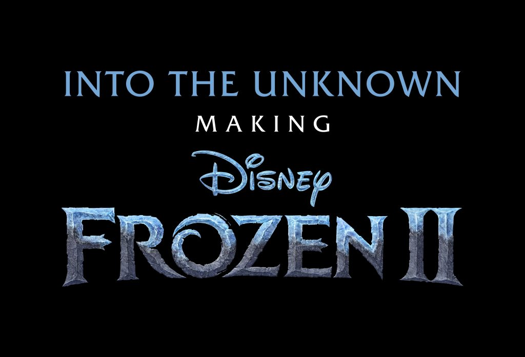 Into the unknown making frozen ii