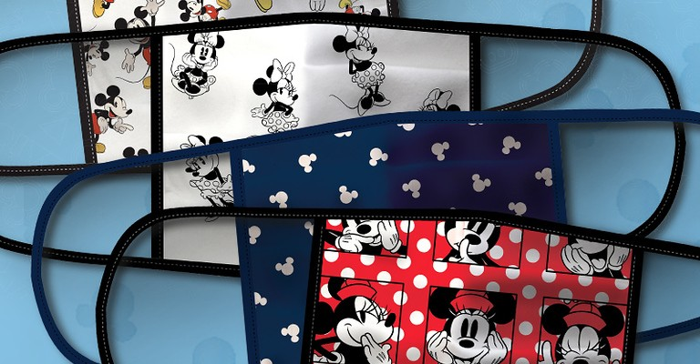 disney, face masks, preorder, disney face masks