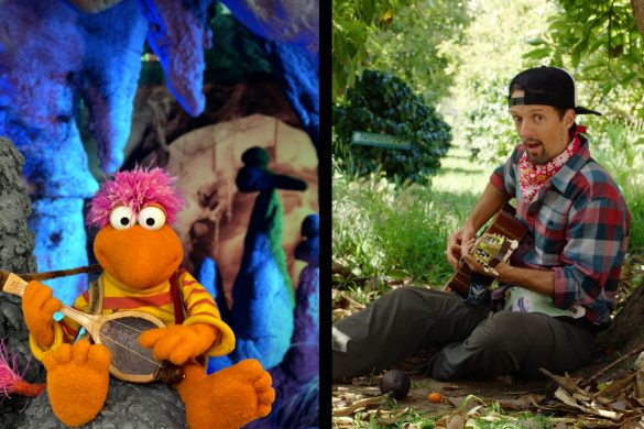 fraggle rock rock on