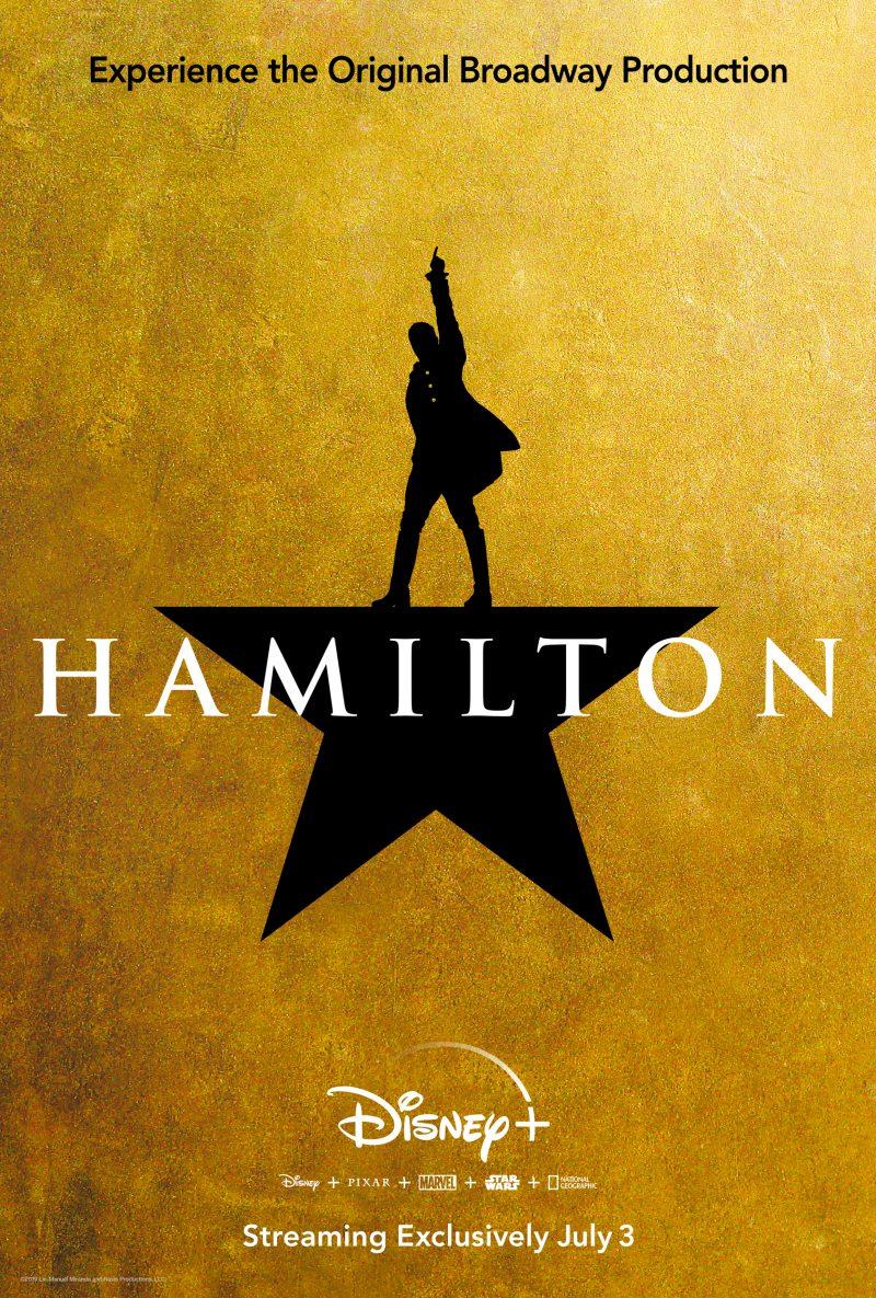 Hamilton, disney plus