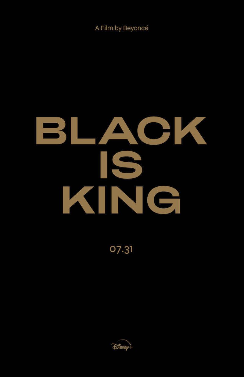 Black is king, beyonce