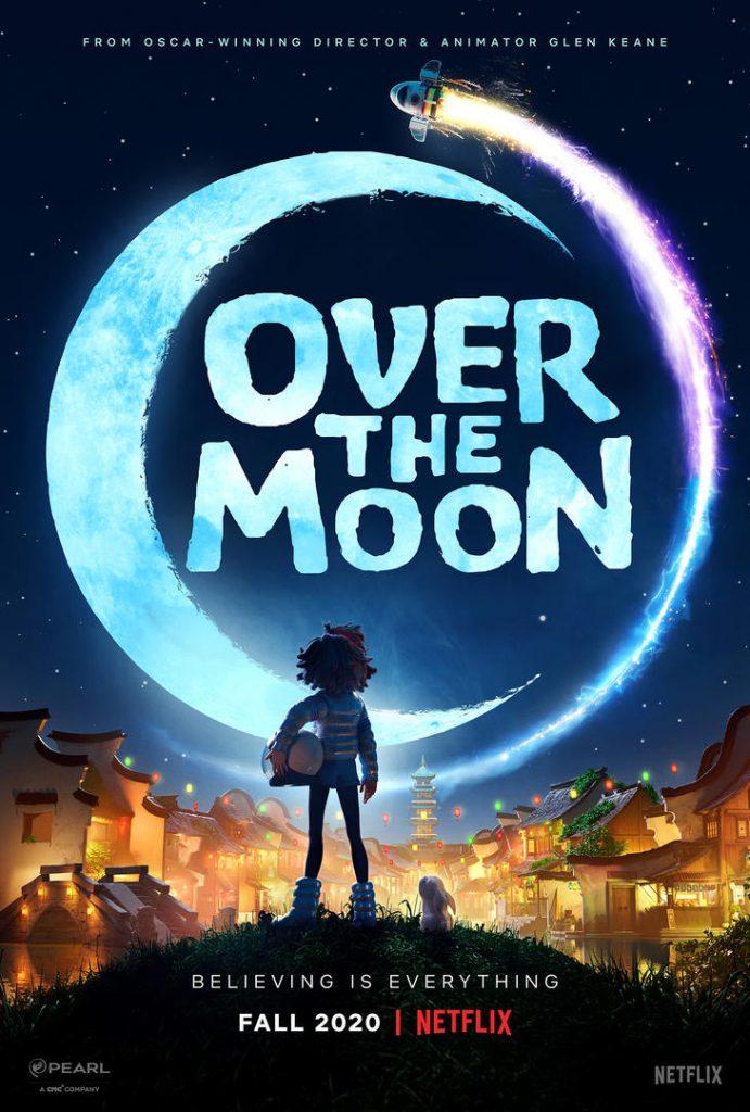Over the moon, Netflix