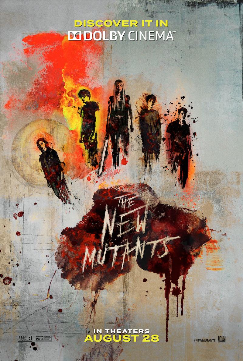 new mutants, dolby cinemas