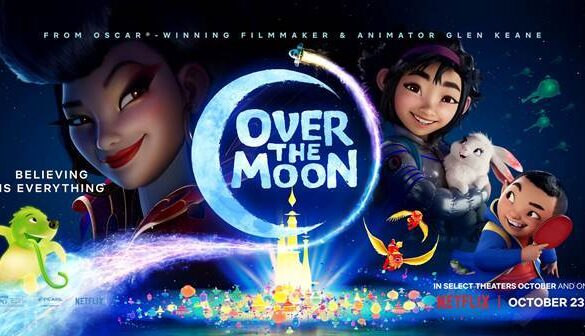 build your dreams week, over the moon, netflix