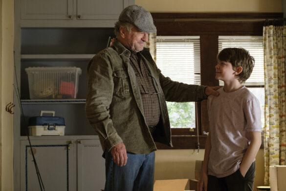 the war with grandpa, robert de niro