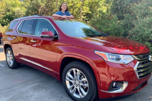 teen driver, chevrolet safety
