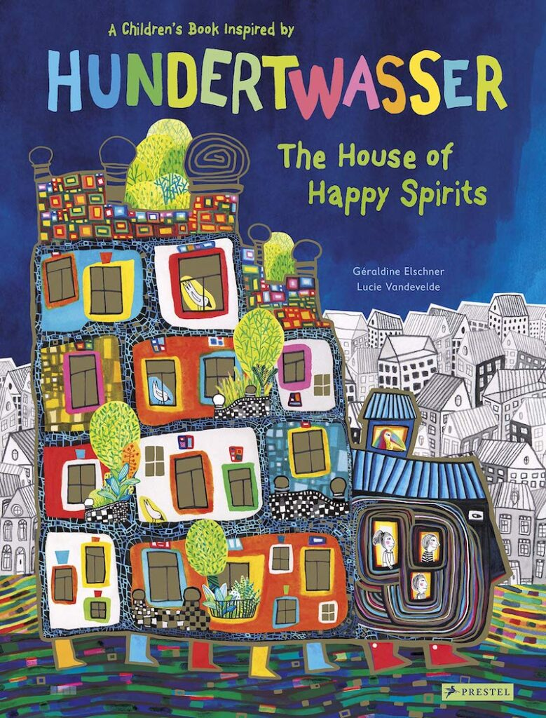 House of happy spirits, book review
