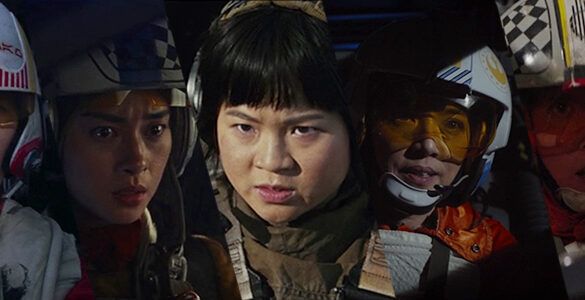 Asian Representation, Star Wars