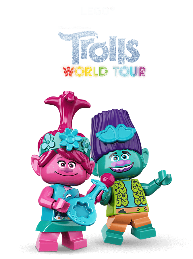 trolls world tour lego gift guide