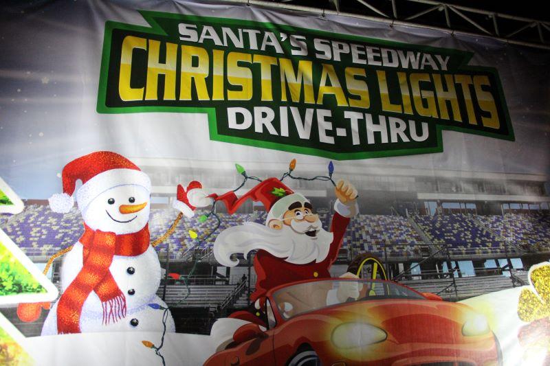 speedway christmas
