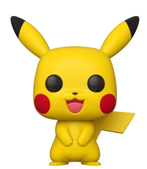 pikachu gamestop funko pop