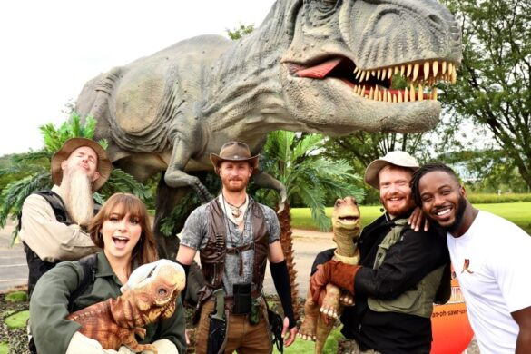 dinosaur quest