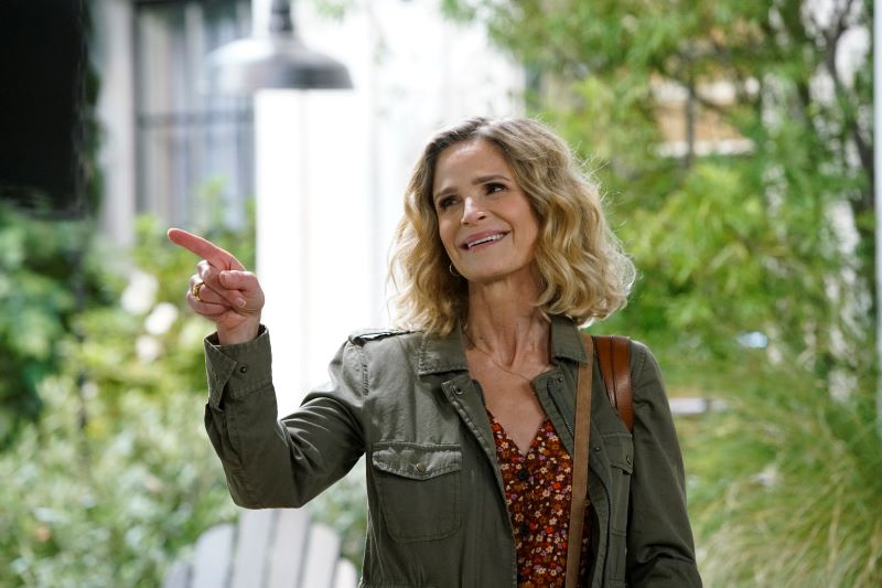 kyra sedgwick call your mother abc