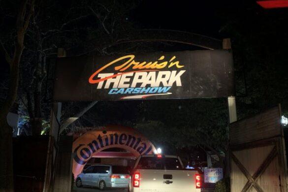 Cruis'n the Park Car Show