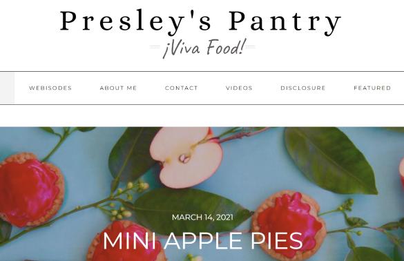 Presleys pantry