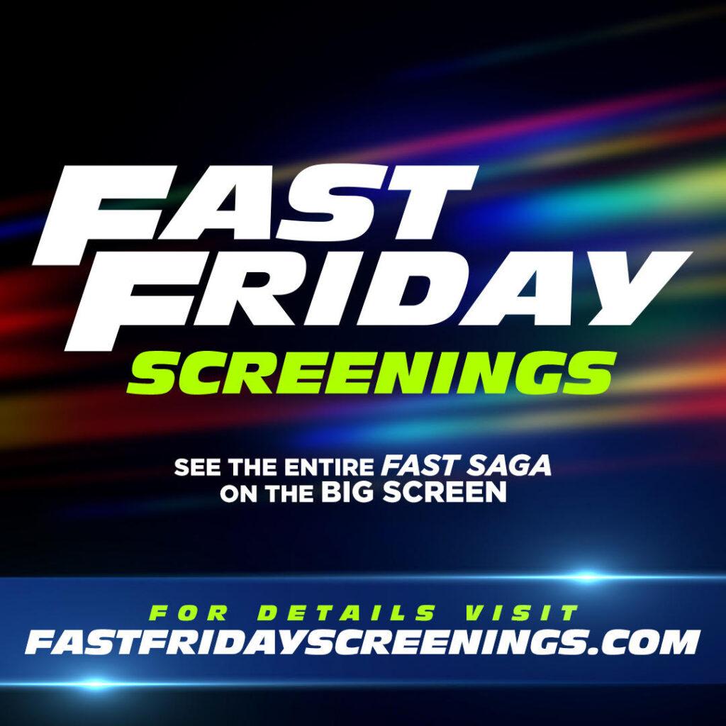 Fast Friday, Fast films
