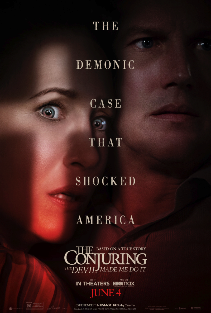 conjuring 3, the devil made me do it