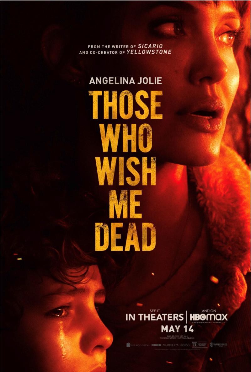 those who wish me dead angelina