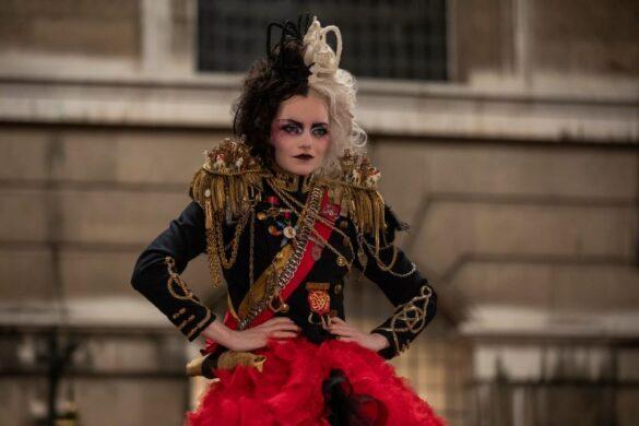 cruella, costume design