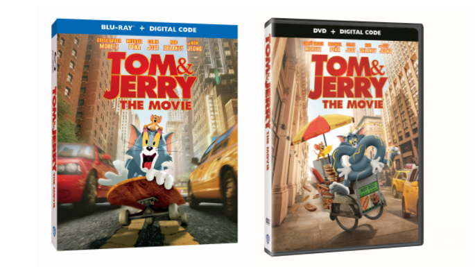 tom and jerry, cheese platter, blu ray release