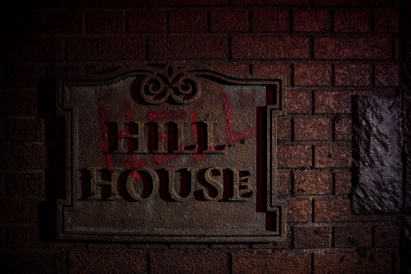 Haunting of Hill House at Universal Studios' Halloween Horror Nights