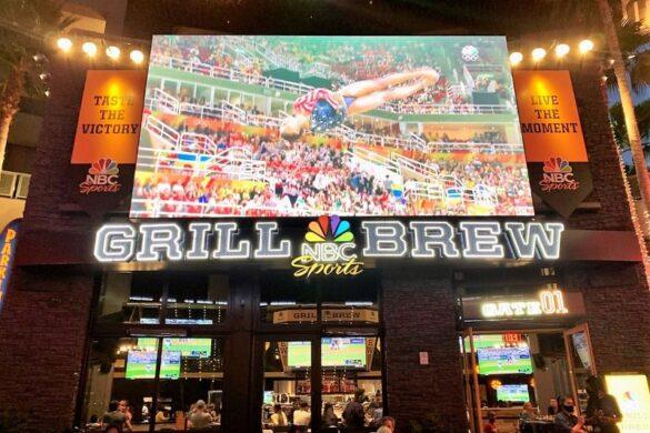 nbc sports grill brew