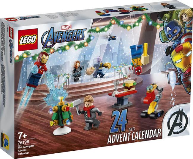 marvel toys, marvel advent calendar