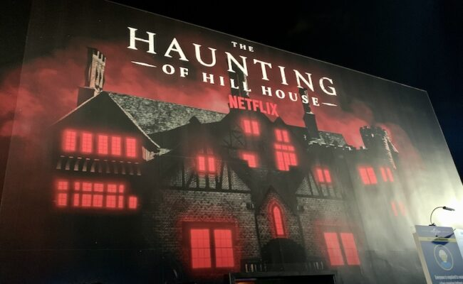 haunting of hill house maze halloween horror nights