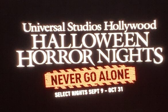 never go along halloween horror nights 2021