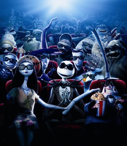 the nightmare before christmas el capitan theatre hocus pocus