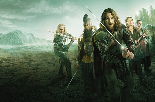 Beowulf, Esquire Network