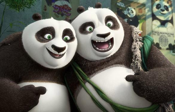 Kung Fu Panda 3, Jack Black Po, Jack Black interview, Tenacious D