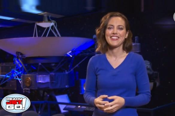 Amy Mainzer, astronomer Amy Mainzer, PBS Kids Ready Jet Go