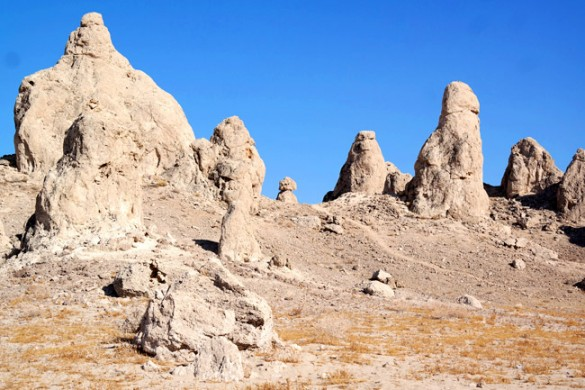 trona pinnacles, natural landscape, unique destinations california, movaje desert