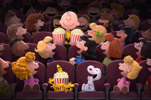 The Peanuts Movie, The Peanuts Movie blu-ray