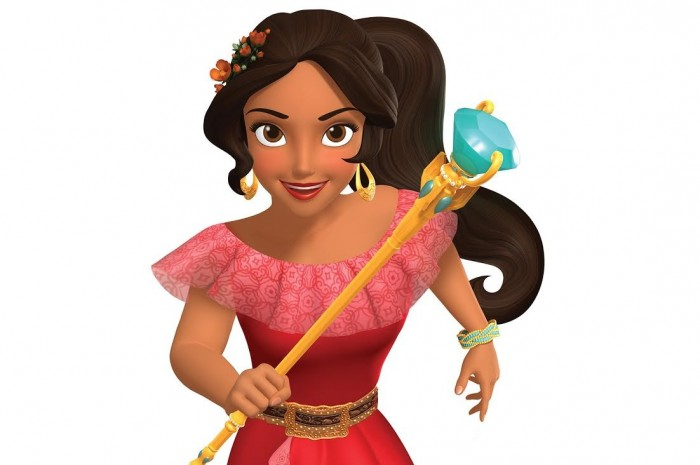 Disney Channel, Elena of Avalor, first disney latina priness