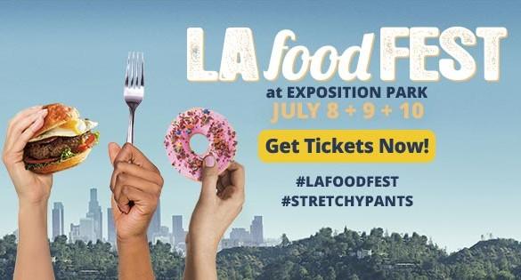LA Food Fest 2016, Food Festival Downtown Los Angeles, Los Angeles foodie