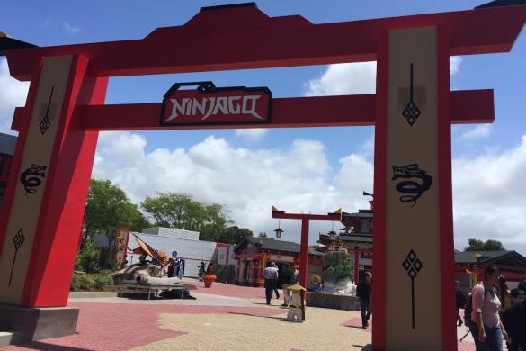 NInjago World, Legoland Ninjago, Discount Legoland Tickets