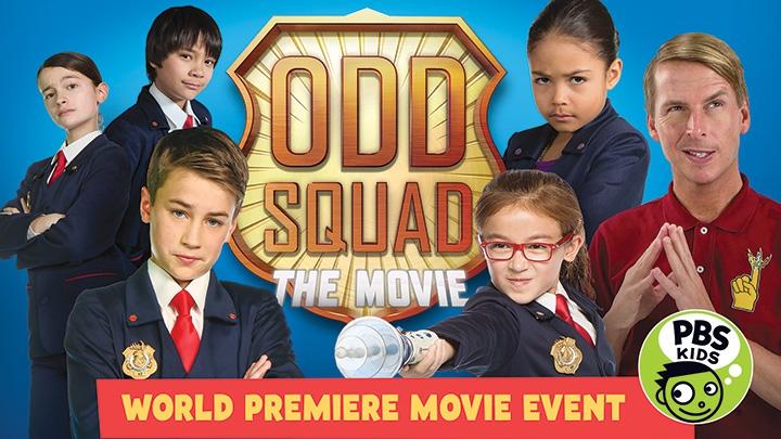 Odd Sqaud The Movie