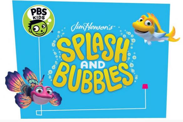 Splash and bubbles, henson company, splash and bubbles premieres PBS KIDS