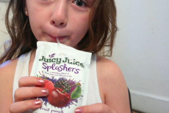 Back to school transition tips, get ready for back to school, juicy juice splashers