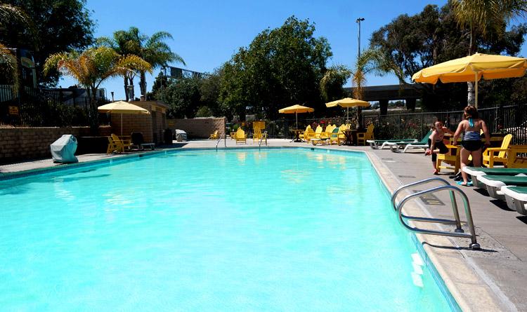 San Diego Metro KOA Pool