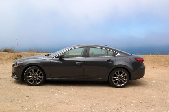 Mazda Grand Touring Review, Mazda6