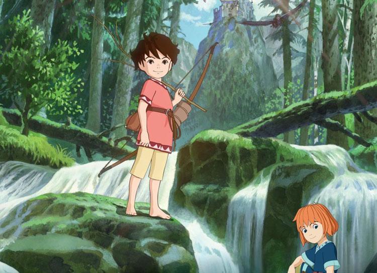 Ronja the robber's daughter, amazon Prime, Ronia, Studio Ghibli