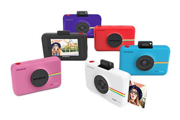 Polaroid new products, ces 2017 polaroid