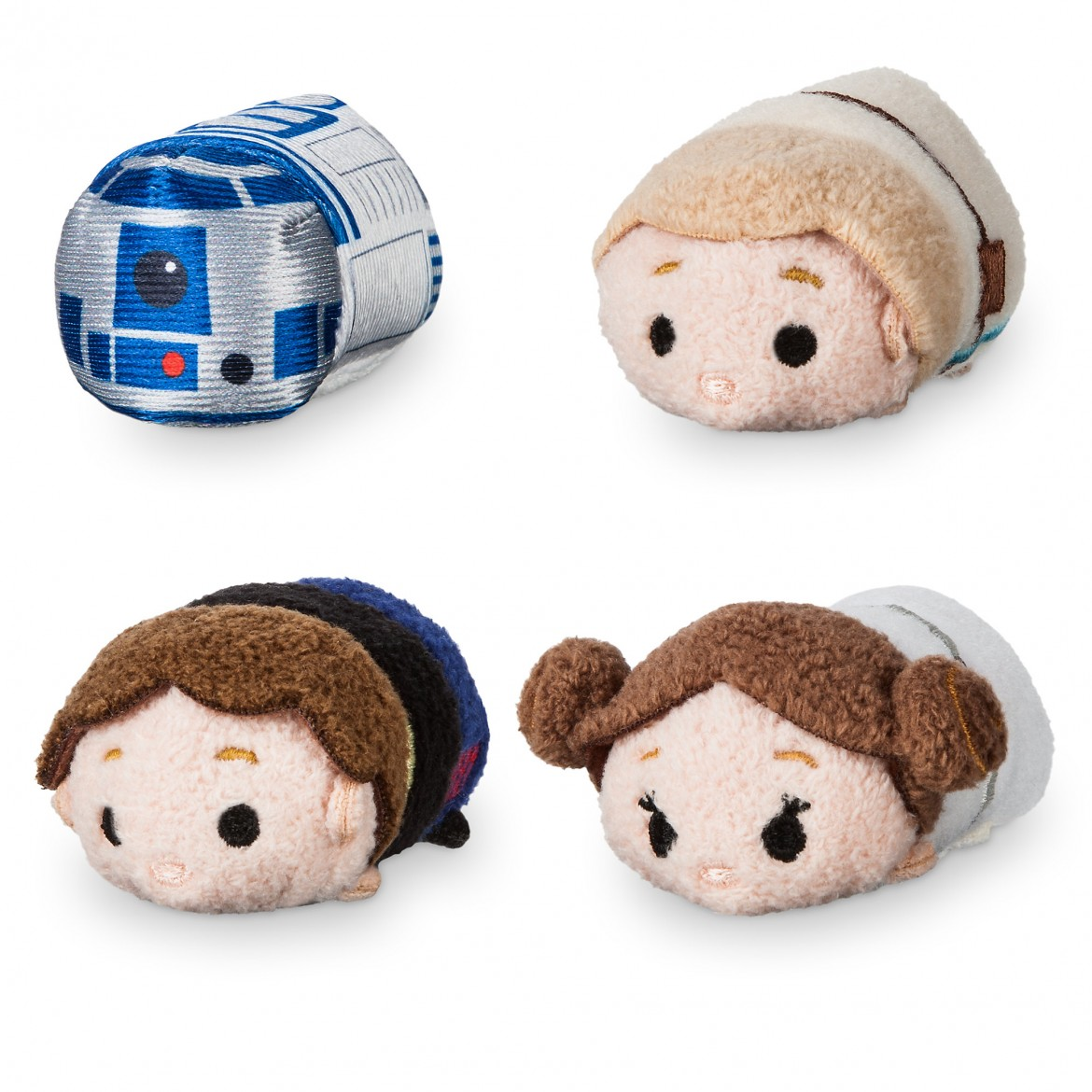 Disney Store Celebrates Star Wars 40th, Millennium falcon tsum tsum set, star wars 40th