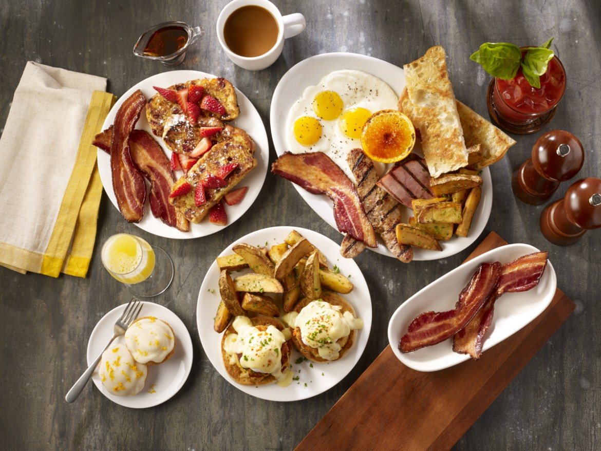 Maggiano's brunch, brunch places los angeles, make a wish maggiano's