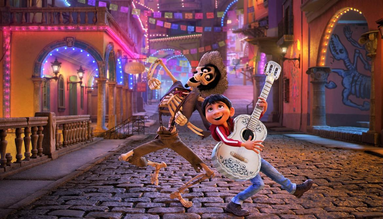 Coco, pixar, wreck it ralph 2