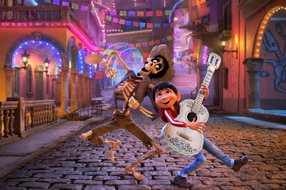 Coco, pixar, wreck it ralph 2