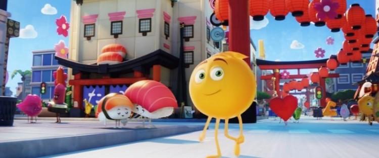 Emoji movie review